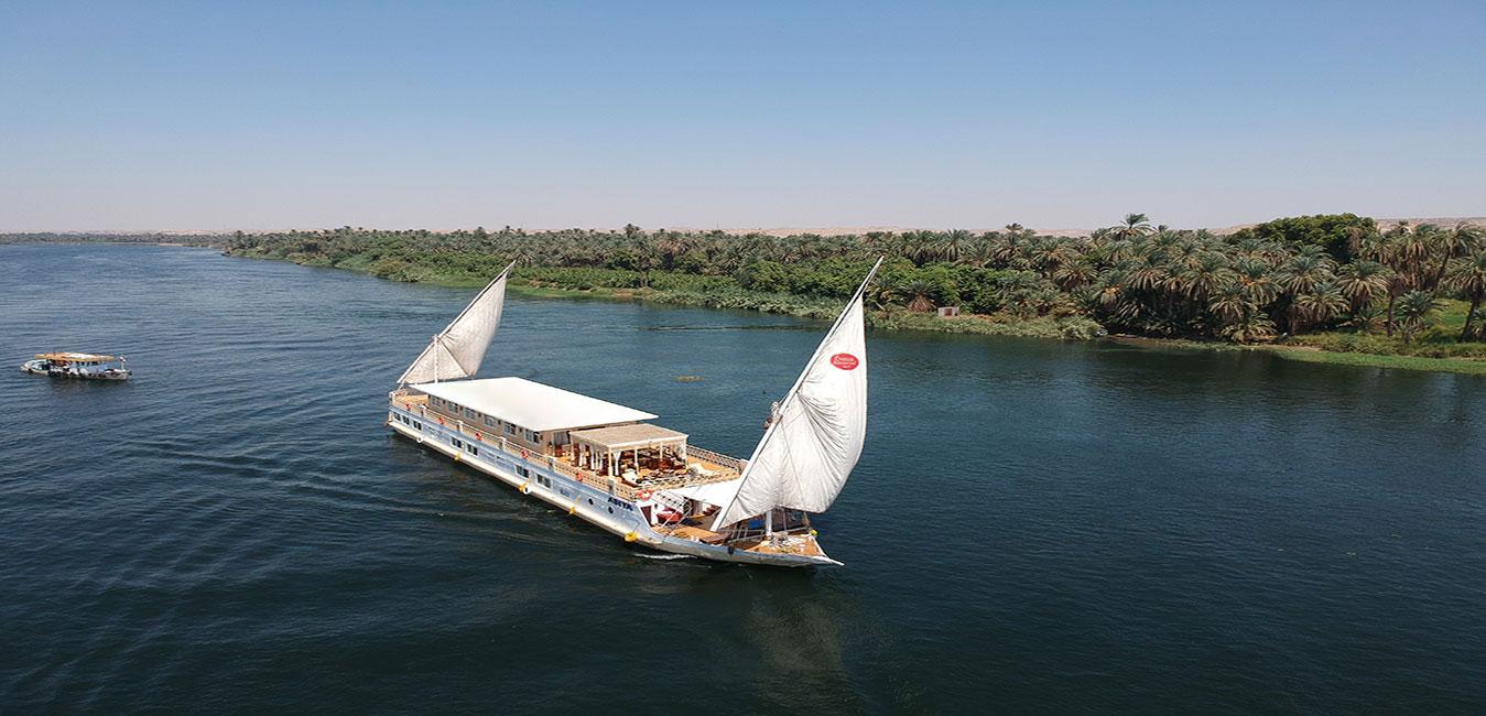Asiya Nile Cruise